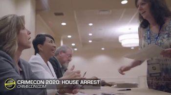 CrimeCon TV Spot, 'Oxygen: 2020 House Arrest' - Thumbnail 5