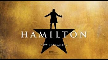 Disney+ TV Spot, 'Hamilton' Song by Lin-Manuel Miranda - Thumbnail 10