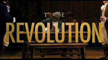 Disney+ TV Spot, 'Hamilton' Song by Lin-Manuel Miranda - Thumbnail 9