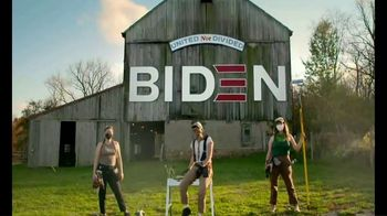 Biden for President TV Spot, 'Hard Work' Song by Creedence Clearwater Revival