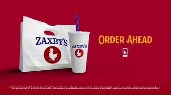 Zaxby's Chicken Finger Plate TV Spot, 'Saucebilities' - Thumbnail 10