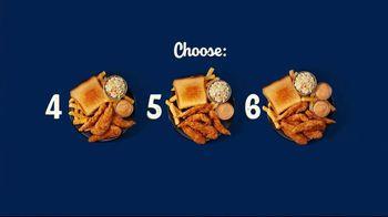 Zaxby's Chicken Finger Plate TV Spot, 'Saucebilities' - Thumbnail 7
