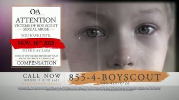 Oshan & Associates TV Spot, 'Important Message for Former Boy Scouts' - Thumbnail 4