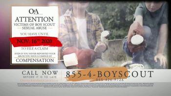Oshan & Associates TV Spot, 'Important Message for Former Boy Scouts' - Thumbnail 3