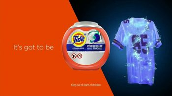 Tide Hygienic Clean TV Spot, 'On a Roll' Featuring Peyton Manning - Thumbnail 8