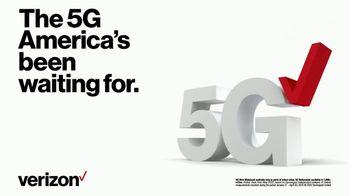 Verizon 5G TV Spot, 'Unprecedented Performance: Byron Pringle' - Thumbnail 2