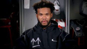 NFL TV Spot, 'Game Time PSA' Featuring D.K. Metcalf, Roger Goodell, Kyler Murray - 102 commercial airings