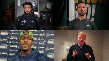 NFL TV Spot, 'Game Time PSA' Featuring D.K. Metcalf, Roger Goodell, Kyler Murray - Thumbnail 10