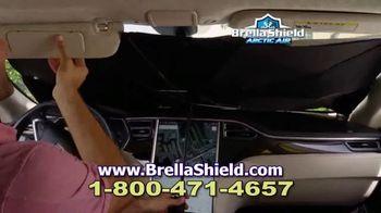 Brella Shield TV Spot, 'Sun Blocking Protection' - Thumbnail 9