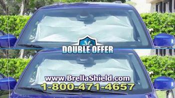 Brella Shield TV Spot, 'Sun Blocking Protection' - Thumbnail 8