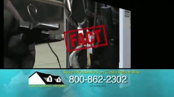 Home Warranty Helpline TV Spot, 'Fact' - Thumbnail 3