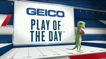 GEICO TV Spot, 'Play of the Day: Andrew Van Ginkel' - Thumbnail 1