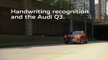 2020 Audi Q3 TV Spot, 'Touch' [T2] - Thumbnail 5
