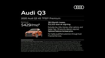 2020 Audi Q3 TV Spot, 'Touch' [T2] - Thumbnail 7