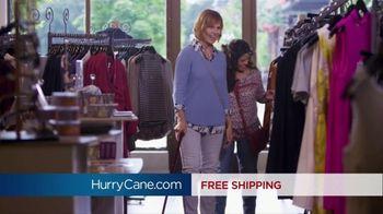 The HurryCane TV Spot, 'America Loves It: HurryShield PPE Bag and Kit'
