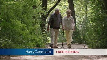 The HurryCane TV Spot, 'America Loves It: HurryShield PPE Bag and Kit' - Thumbnail 4