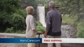 The HurryCane TV Spot, 'America Loves It: HurryShield PPE Bag and Kit' - Thumbnail 5