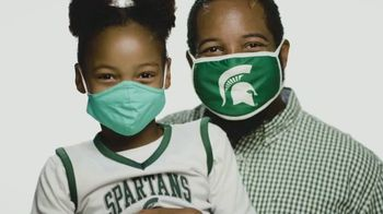 Michigan State University TV Spot, \'Uncommon Will for Uncommon Times\'