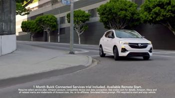 2020 Buick Encore GX TV Spot, 'Surprise Dinner Party' Song by Matt and Kim [T2] - Thumbnail 2