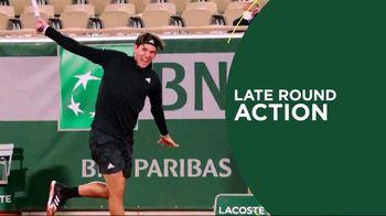 Tennis Channel Plus TV Spot, '2020 Roland Garros' - 129 commercial airings