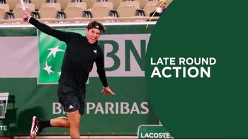 Tennis Channel Plus TV Spot, '2020 Roland Garros'