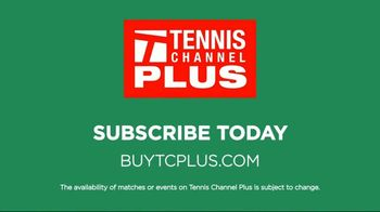 Tennis Channel Plus TV Spot, 'Best Players and Biggest Events' - Thumbnail 8