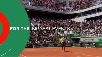 Tennis Channel Plus TV Spot, 'Best Players and Biggest Events' - Thumbnail 4