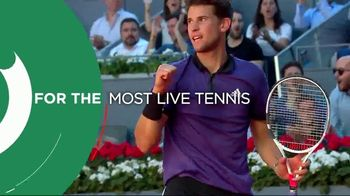 Tennis Channel Plus TV Spot, 'Best Players and Biggest Events'
