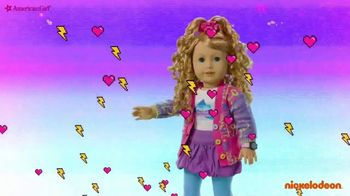American Girl Courtney Doll TV Spot, 'Nickelodeon: The 80's Are Back With Courtney Moore' Ft. Hayley LeBlanc, Song by Cindi Lauper - Thumbnail 9