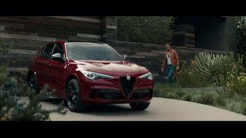 2020 Alfa Romeo Stelvio TV Spot, 'Type A: Stelvio' Featuring Alexander Skarsgård [T2] - Thumbnail 1