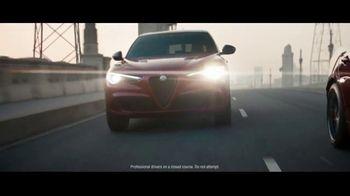 2020 Alfa Romeo Stelvio TV Spot, 'Type A: Stelvio' Featuring Alexander Skarsgård [T2] - Thumbnail 4