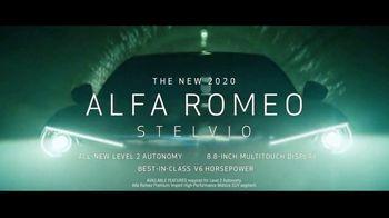 2020 Alfa Romeo Stelvio TV Spot, 'Type A: Stelvio' Featuring Alexander Skarsgård [T2] - Thumbnail 5