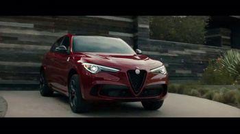 2020 Alfa Romeo Stelvio TV Spot, 'Type A: Stelvio' Featuring Alexander Skarsgård [T2]