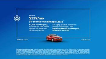 2020 Volkswagen Jetta TV Spot, 'Standard Turbocharged Engine' [T2] - Thumbnail 7