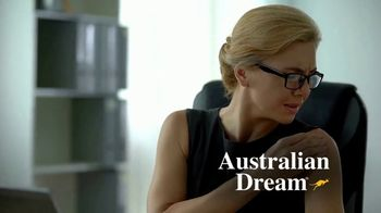 Australian Dream Arthritis Pain Relief Cream TV Spot, 'Effective Relief: Business Woman and Jogger' - Thumbnail 1