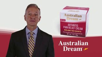 Australian Dream Arthritis Pain Relief Cream TV Spot, 'Effective Relief: Business Woman and Jogger' - Thumbnail 2