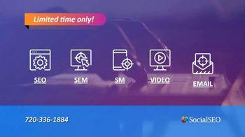 SocialSEO TV Spot, 'Challenging Time: 25% Off' - Thumbnail 7
