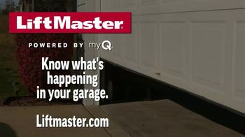 LiftMaster TV Spot, 'Know What's Happening' Song by Skinny Williams & Danette M Dufilho - Thumbnail 4
