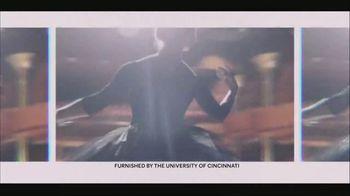 University of Cincinnati TV Spot, 'Push Forward' - Thumbnail 8