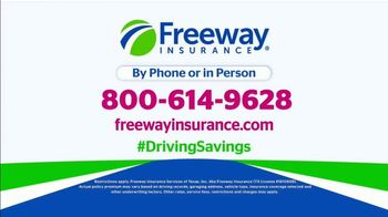 Freeway Insurance TV Spot, 'Save Hundreds' - Thumbnail 5