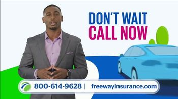 Freeway Insurance TV Spot, 'Save Hundreds' - Thumbnail 4