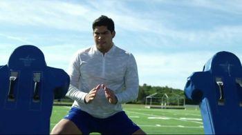 NFL TV Spot, 'My Story' Featuring Isaac Alarcón García - Thumbnail 5