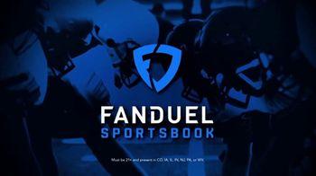 FanDuel Sportsbook TV Spot, 'Sunday Showdown: Dallas vs. Philadelphia: 25 to 1' - Thumbnail 1