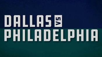 FanDuel Sportsbook TV Spot, 'Sunday Showdown: Dallas vs. Philadelphia: 25 to 1' - Thumbnail 2