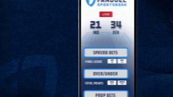 FanDuel Sportsbook TV Spot, 'Sunday Showdown: Dallas vs. Philadelphia: 25 to 1' - Thumbnail 4