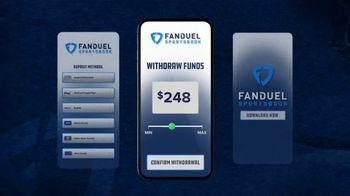 FanDuel Sportsbook TV Spot, 'Sunday Showdown: Dallas vs. Philadelphia: 25 to 1' - Thumbnail 6