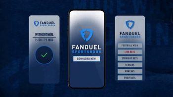 FanDuel Sportsbook TV Spot, 'Sunday Showdown: Dallas vs. Philadelphia: 25 to 1' - Thumbnail 7