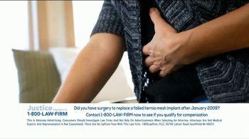 1-800-LAW-FIRM TV Spot, 'Hernia Mesh Implant' - Thumbnail 1