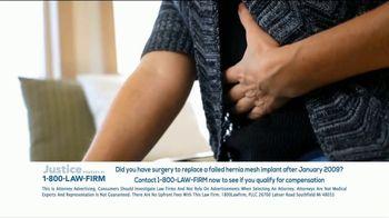 1-800-LAW-FIRM TV Spot, 'Hernia Mesh Implant' - Thumbnail 2