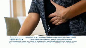 1-800-LAW-FIRM TV Spot, 'Hernia Mesh Implant' - Thumbnail 3